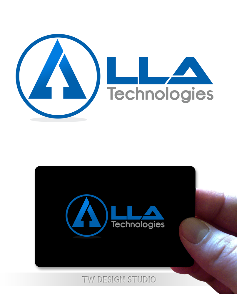 Logo Design by Private User - Entry No. 66 in the Logo Design Contest Inspiring Logo Design for LLA Technologies Inc..