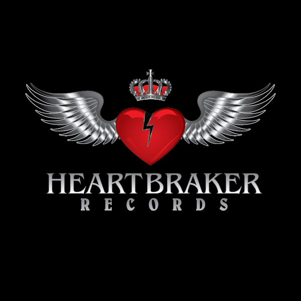 Logo Design by aesthetic-art - Entry No. 38 in the Logo Design Contest Heartbreaker Records.