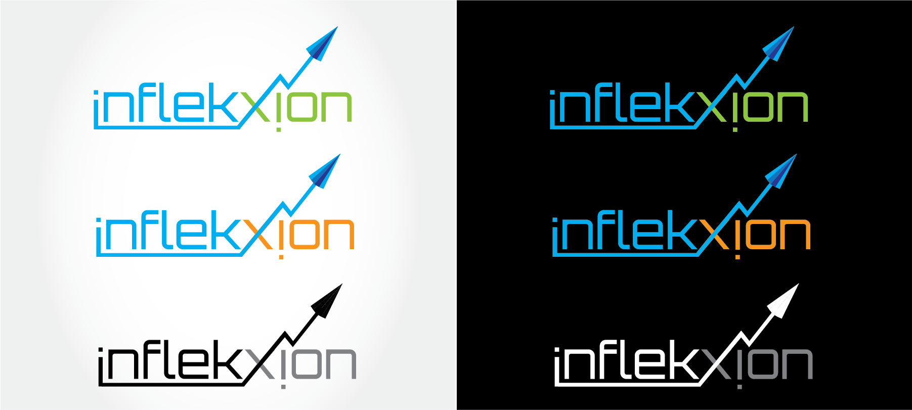 Logo Design by Private User - Entry No. 153 in the Logo Design Contest Professional Logo Design for Inflekxion.