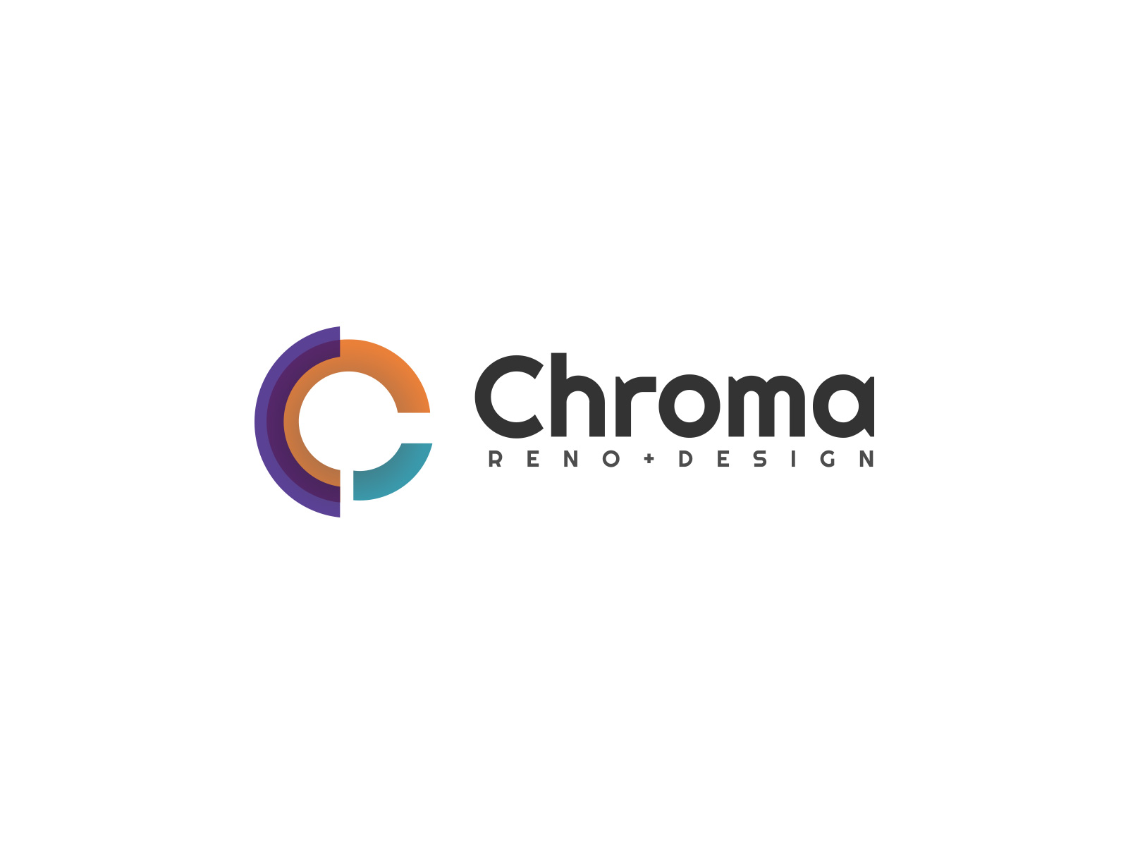 Logo Design by olii - Entry No. 163 in the Logo Design Contest Inspiring Logo Design for Chroma Reno+Design.