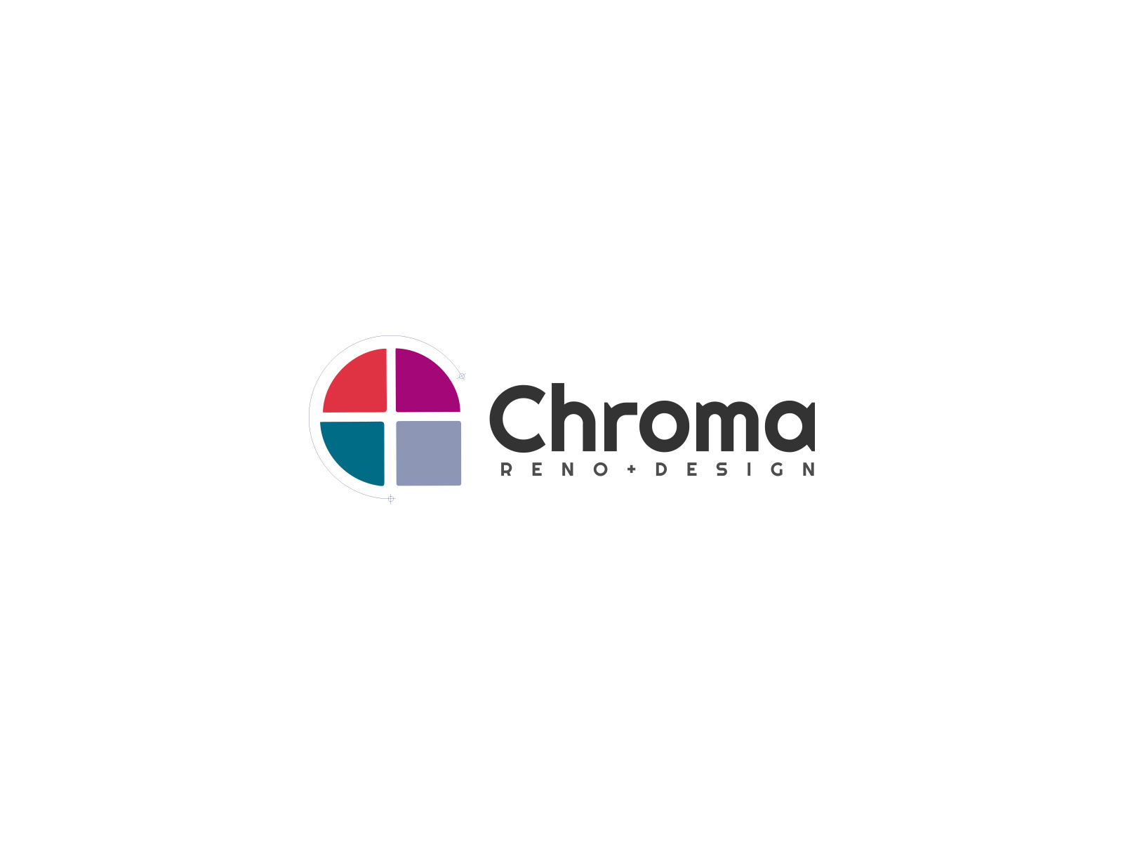 Logo Design by olii - Entry No. 164 in the Logo Design Contest Inspiring Logo Design for Chroma Reno+Design.