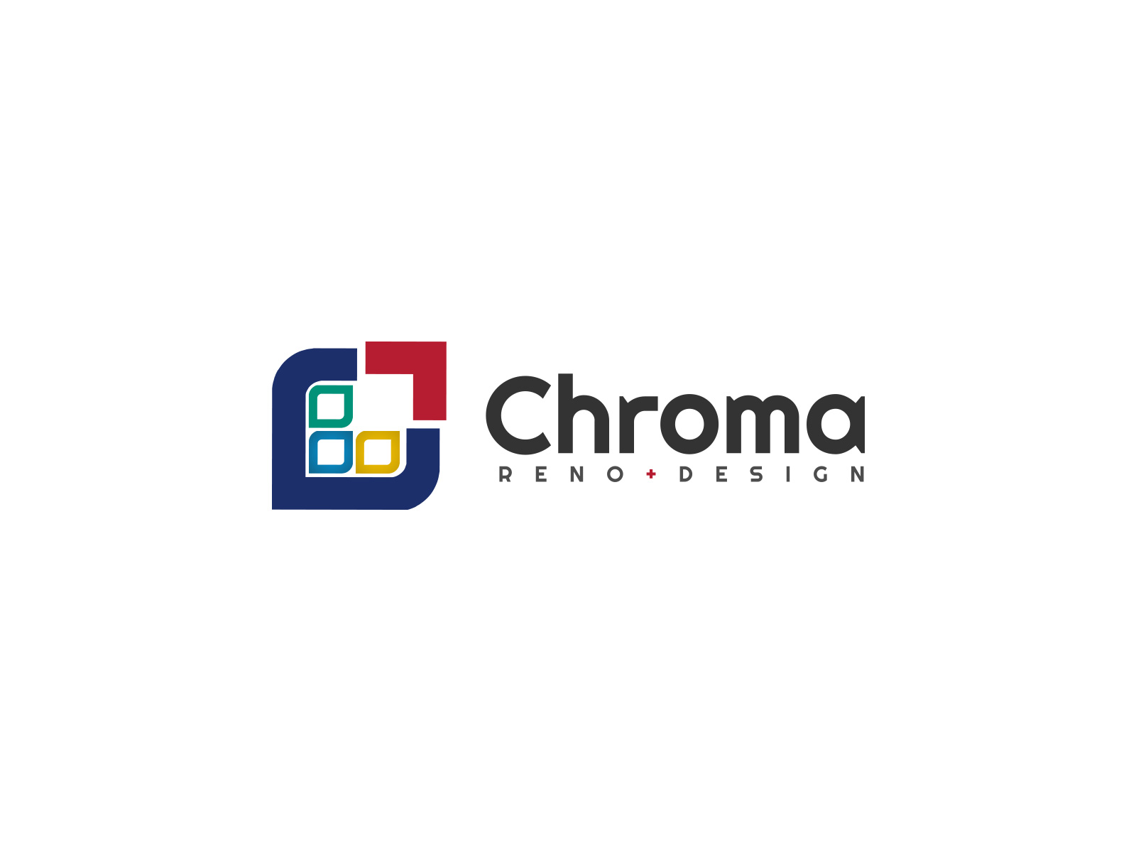 Logo Design by olii - Entry No. 165 in the Logo Design Contest Inspiring Logo Design for Chroma Reno+Design.
