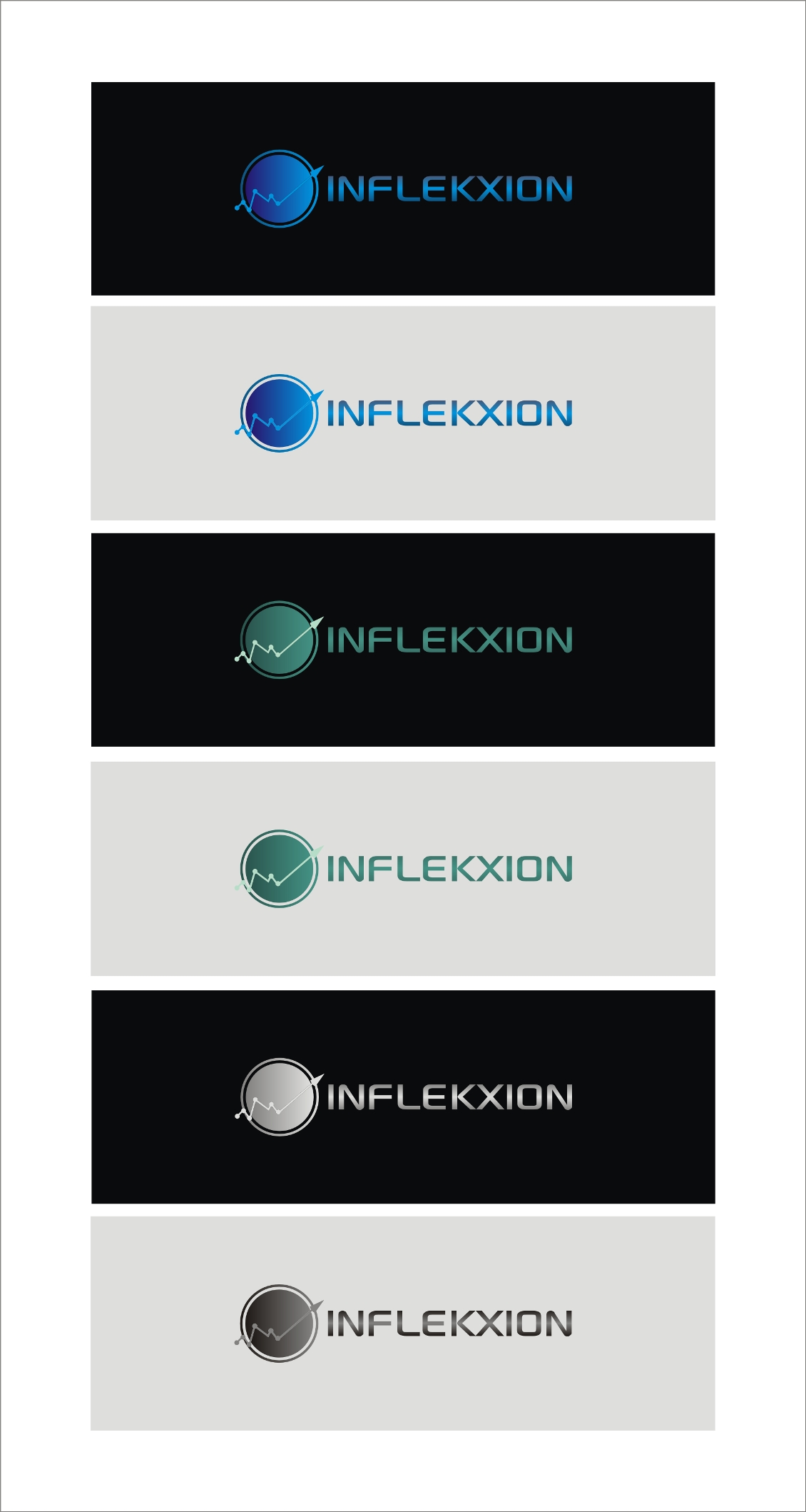 Logo Design by Dody Setiyawan - Entry No. 154 in the Logo Design Contest Professional Logo Design for Inflekxion.