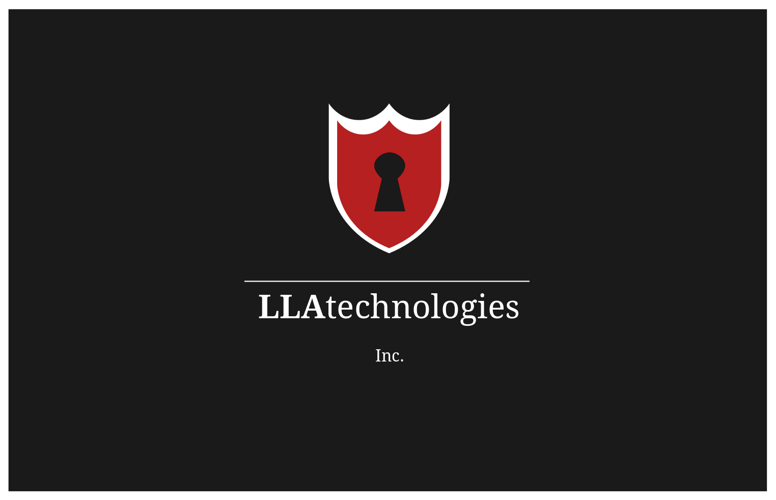 Logo Design by JaroslavProcka - Entry No. 72 in the Logo Design Contest Inspiring Logo Design for LLA Technologies Inc..