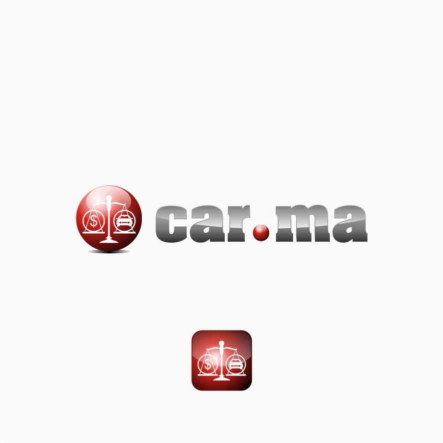 Logo Design by graphicleaf - Entry No. 173 in the Logo Design Contest New Logo Design for car.ma.