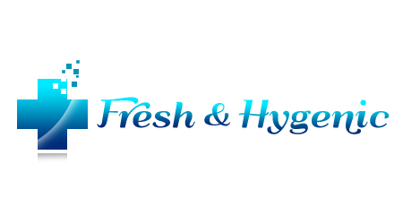 Logo Design by Crystal Desizns - Entry No. 62 in the Logo Design Contest Fun Logo Design for Fresh & Hygenic.