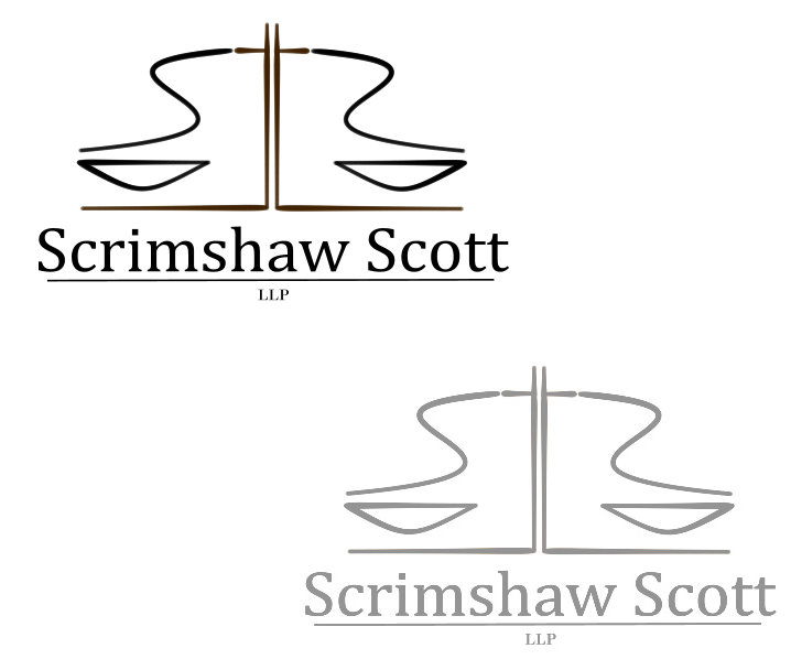 Logo Design by Nimrod Kabiru - Entry No. 93 in the Logo Design Contest Creative Logo Design for Scrimshaw Scott LLP.