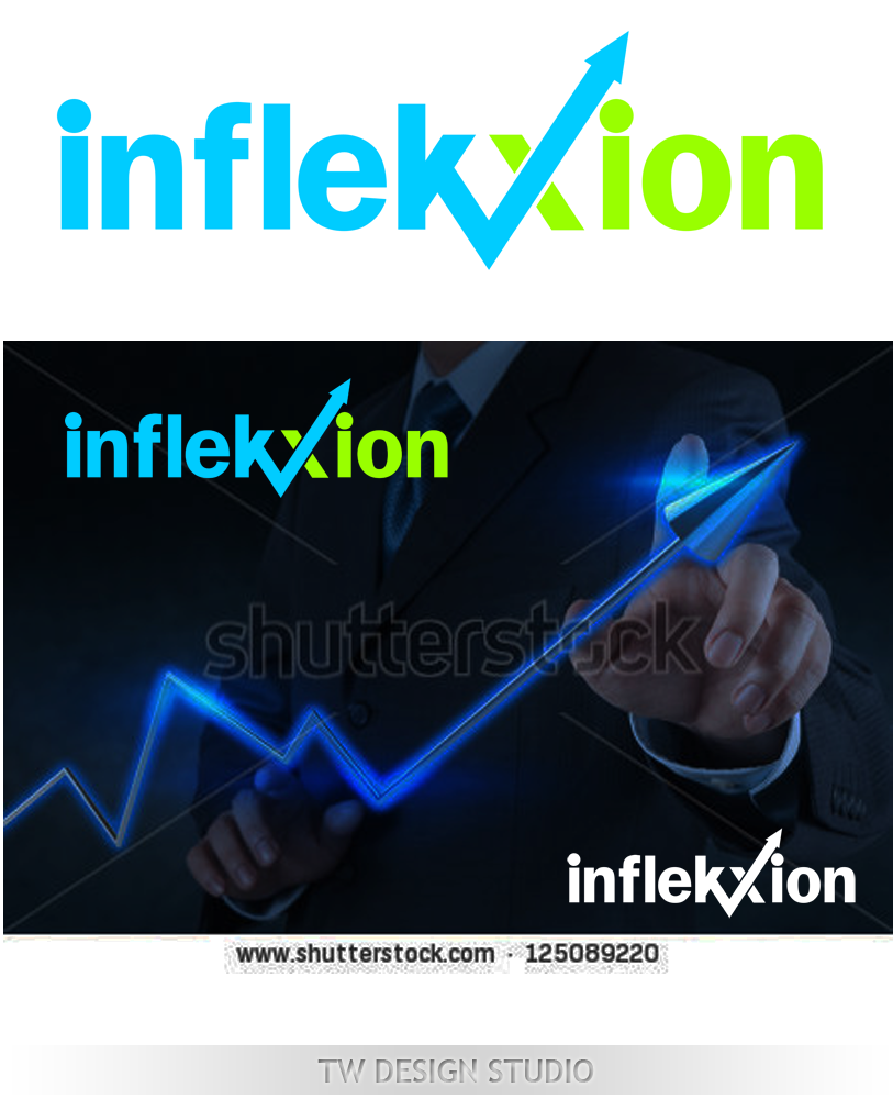 Logo Design by Private User - Entry No. 161 in the Logo Design Contest Professional Logo Design for Inflekxion.