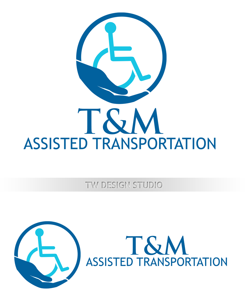 Logo Design by Private User - Entry No. 14 in the Logo Design Contest Artistic Logo Design for T & M.