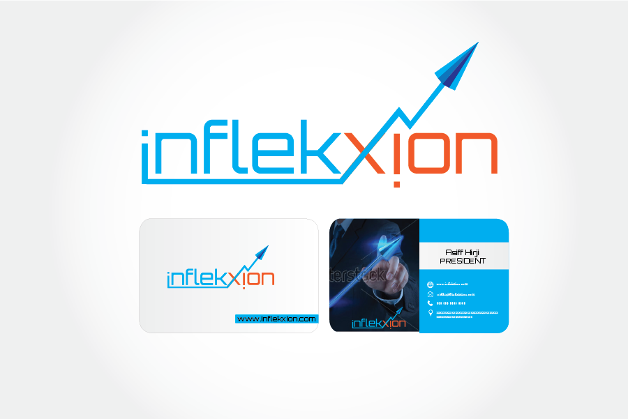 Logo Design by Private User - Entry No. 170 in the Logo Design Contest Professional Logo Design for Inflekxion.