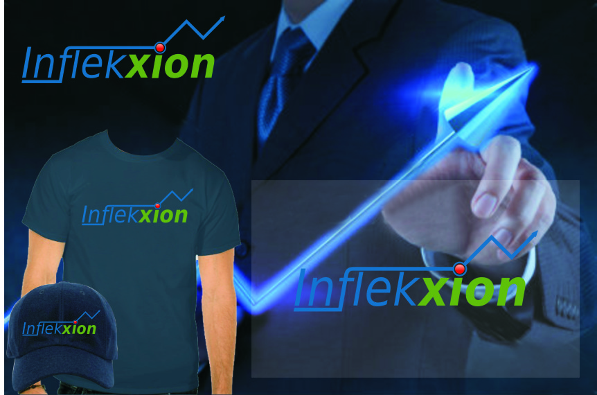 Logo Design by RasYa Muhammad Athaya - Entry No. 171 in the Logo Design Contest Professional Logo Design for Inflekxion.
