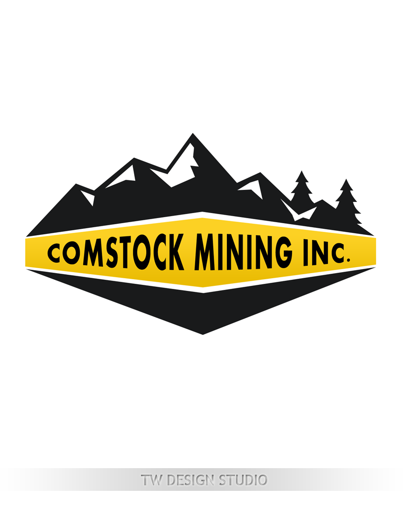 Logo Design by Private User - Entry No. 13 in the Logo Design Contest Captivating Logo Design for Comstock Mining, Inc..