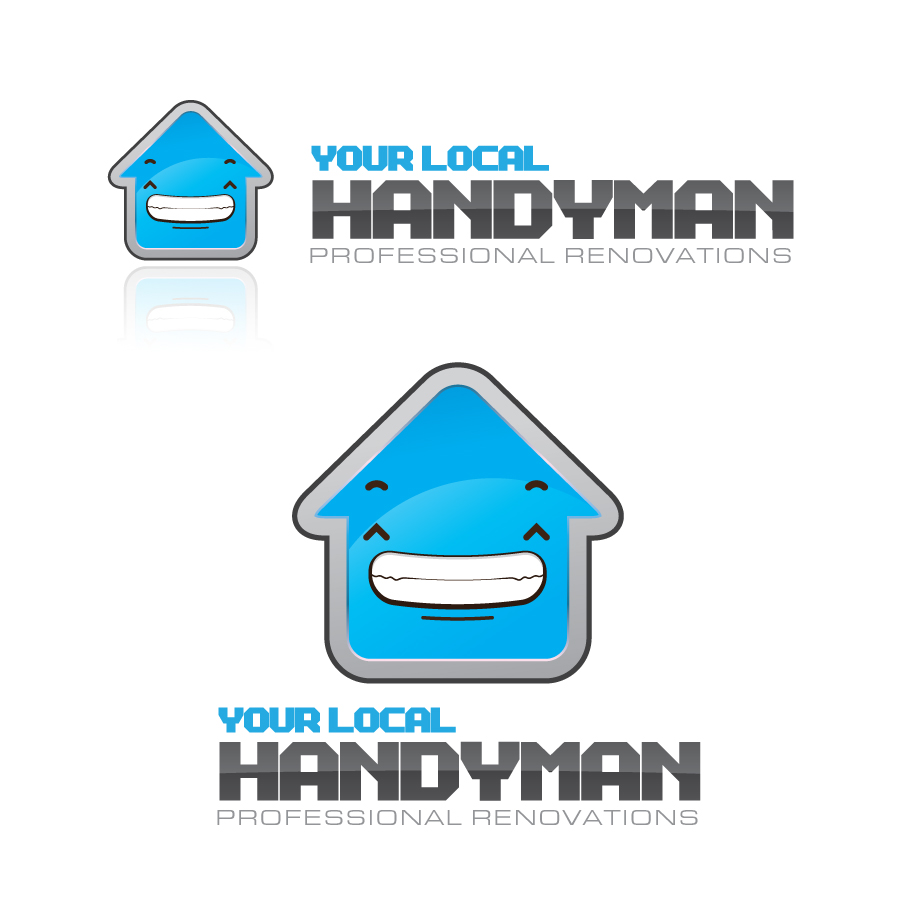 Logo Design by Alex-Alvarez - Entry No. 46 in the Logo Design Contest YourLocalHandyman.