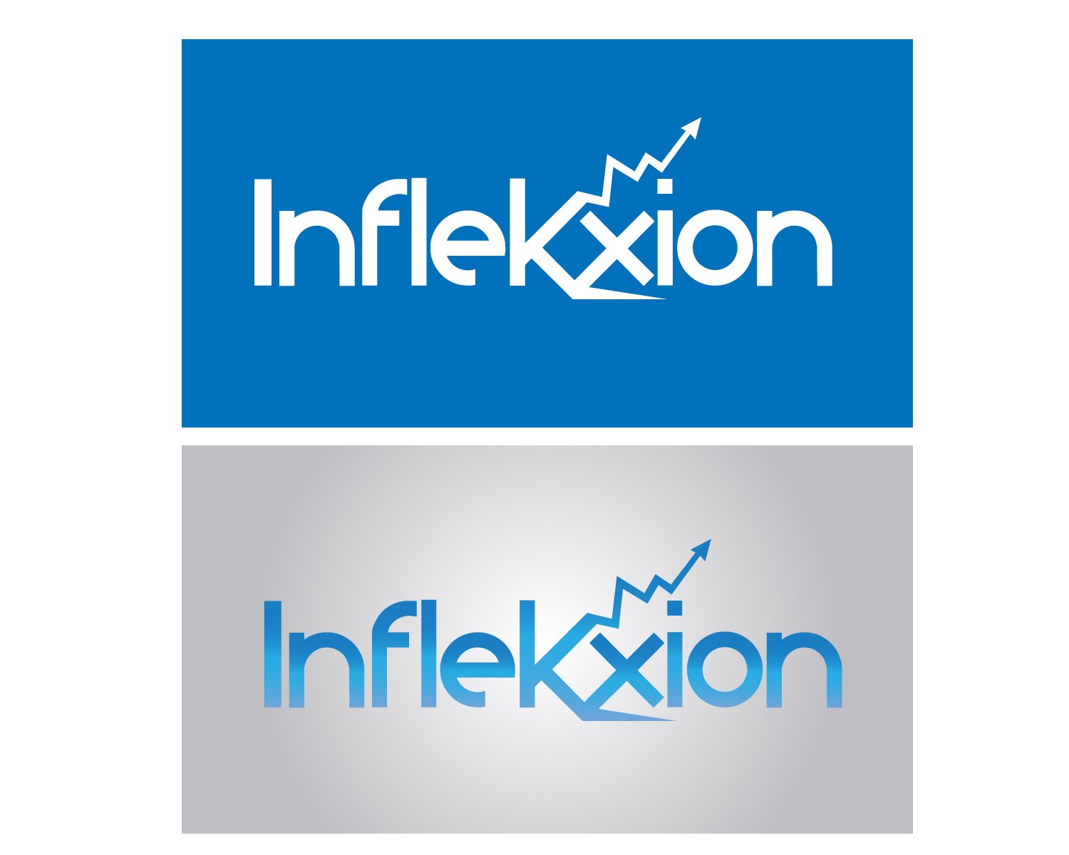 Logo Design by Jagdeep Singh - Entry No. 177 in the Logo Design Contest Professional Logo Design for Inflekxion.