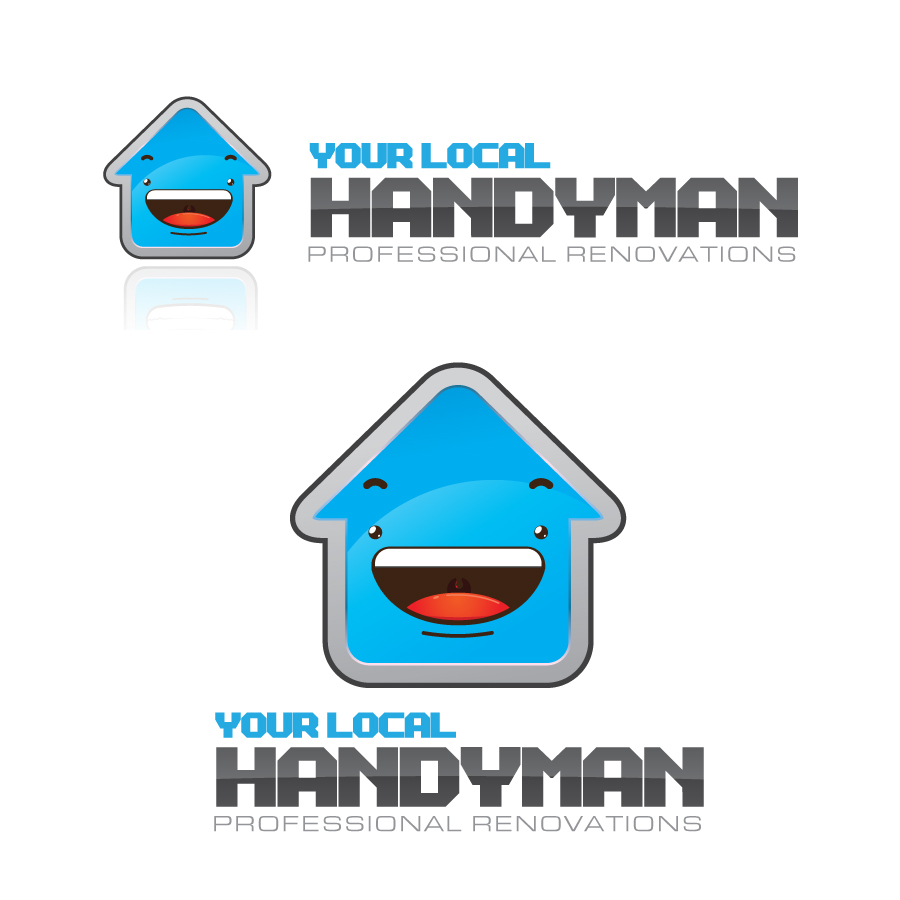 Logo Design by Alex-Alvarez - Entry No. 47 in the Logo Design Contest YourLocalHandyman.