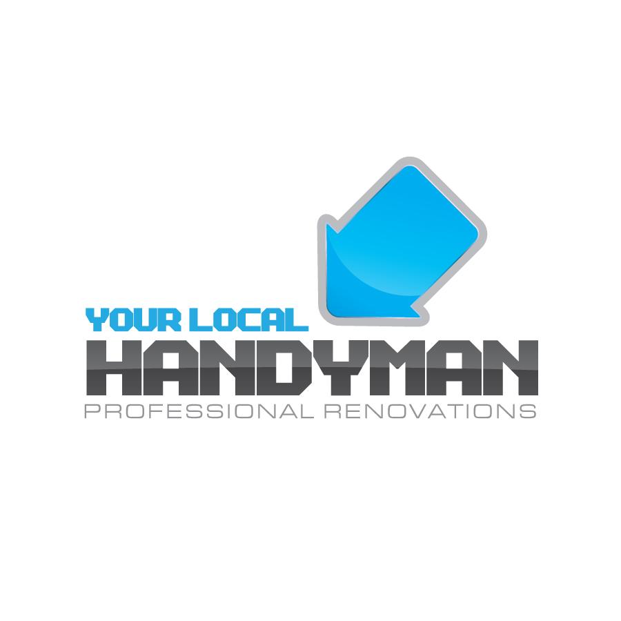 Logo Design by Alex-Alvarez - Entry No. 48 in the Logo Design Contest YourLocalHandyman.