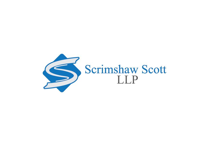 Logo Design by Private User - Entry No. 107 in the Logo Design Contest Creative Logo Design for Scrimshaw Scott LLP.