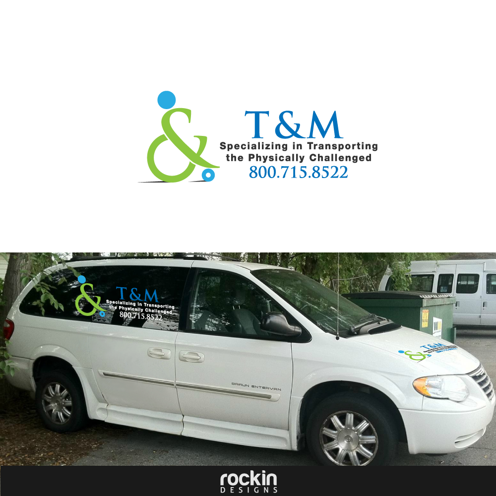 Logo Design by rockin - Entry No. 25 in the Logo Design Contest Artistic Logo Design for T & M.