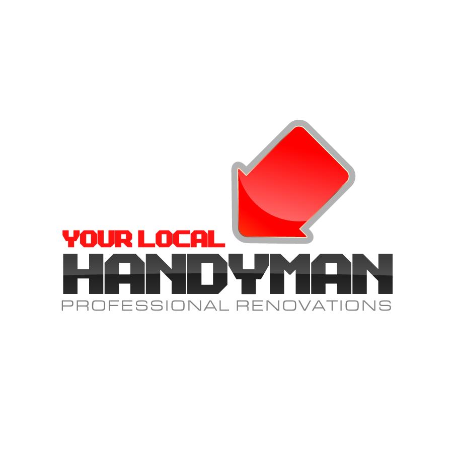 Logo Design by Alex-Alvarez - Entry No. 49 in the Logo Design Contest YourLocalHandyman.