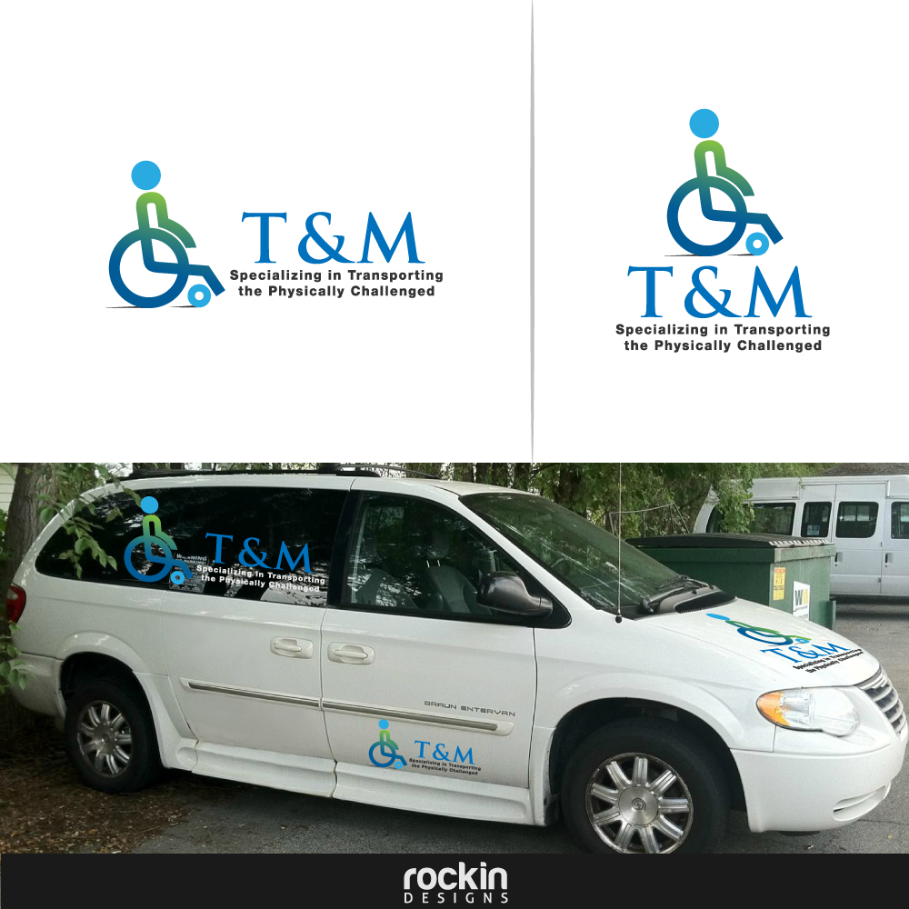 Logo Design by rockin - Entry No. 29 in the Logo Design Contest Artistic Logo Design for T & M.