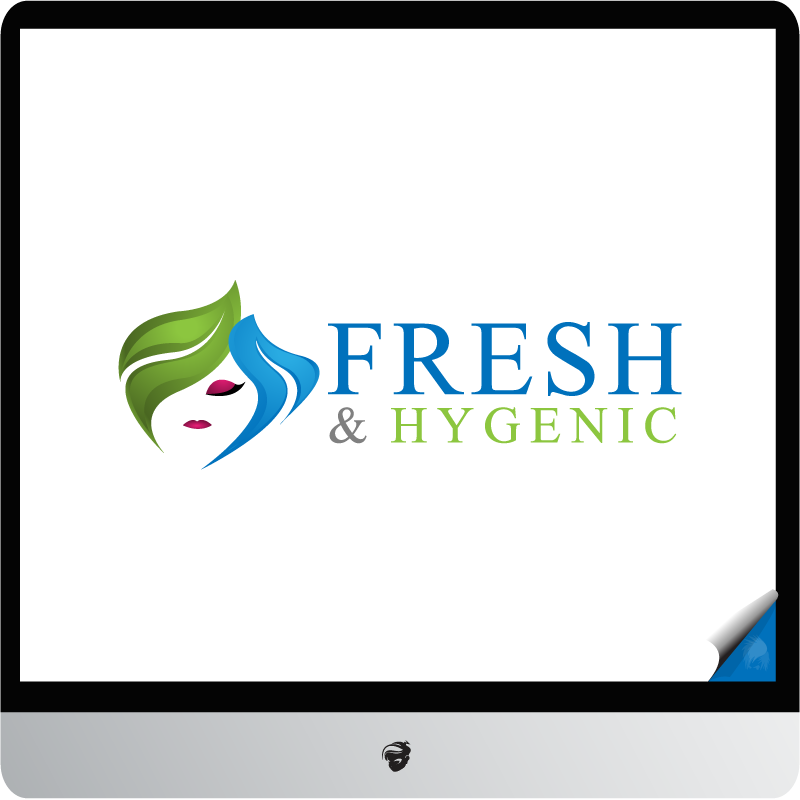 Logo Design by zesthar - Entry No. 76 in the Logo Design Contest Fun Logo Design for Fresh & Hygenic.