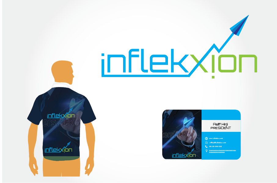 Logo Design by Private User - Entry No. 188 in the Logo Design Contest Professional Logo Design for Inflekxion.