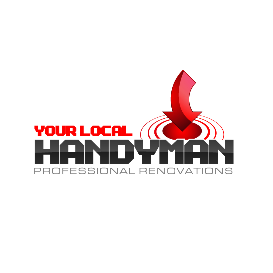 Logo Design by Alex-Alvarez - Entry No. 50 in the Logo Design Contest YourLocalHandyman.