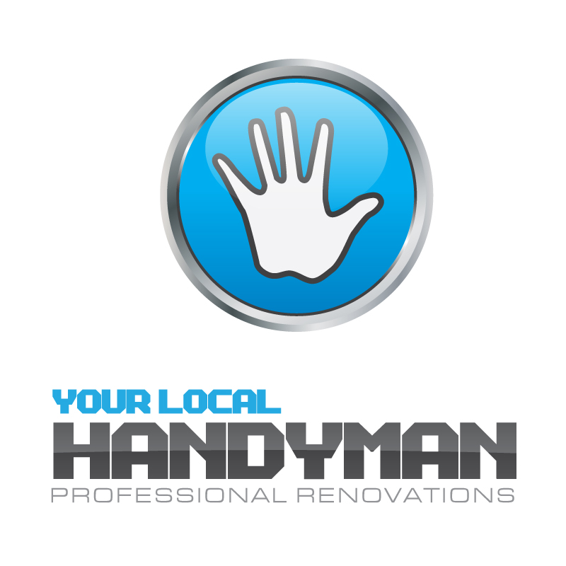 Logo Design by Alex-Alvarez - Entry No. 51 in the Logo Design Contest YourLocalHandyman.