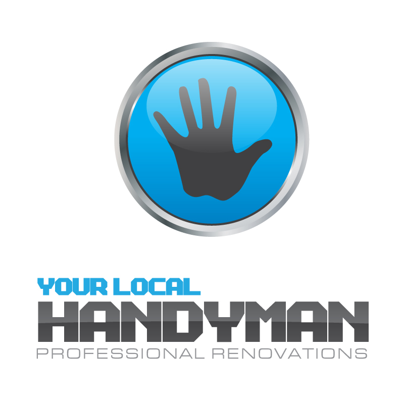 Logo Design by Alex-Alvarez - Entry No. 52 in the Logo Design Contest YourLocalHandyman.