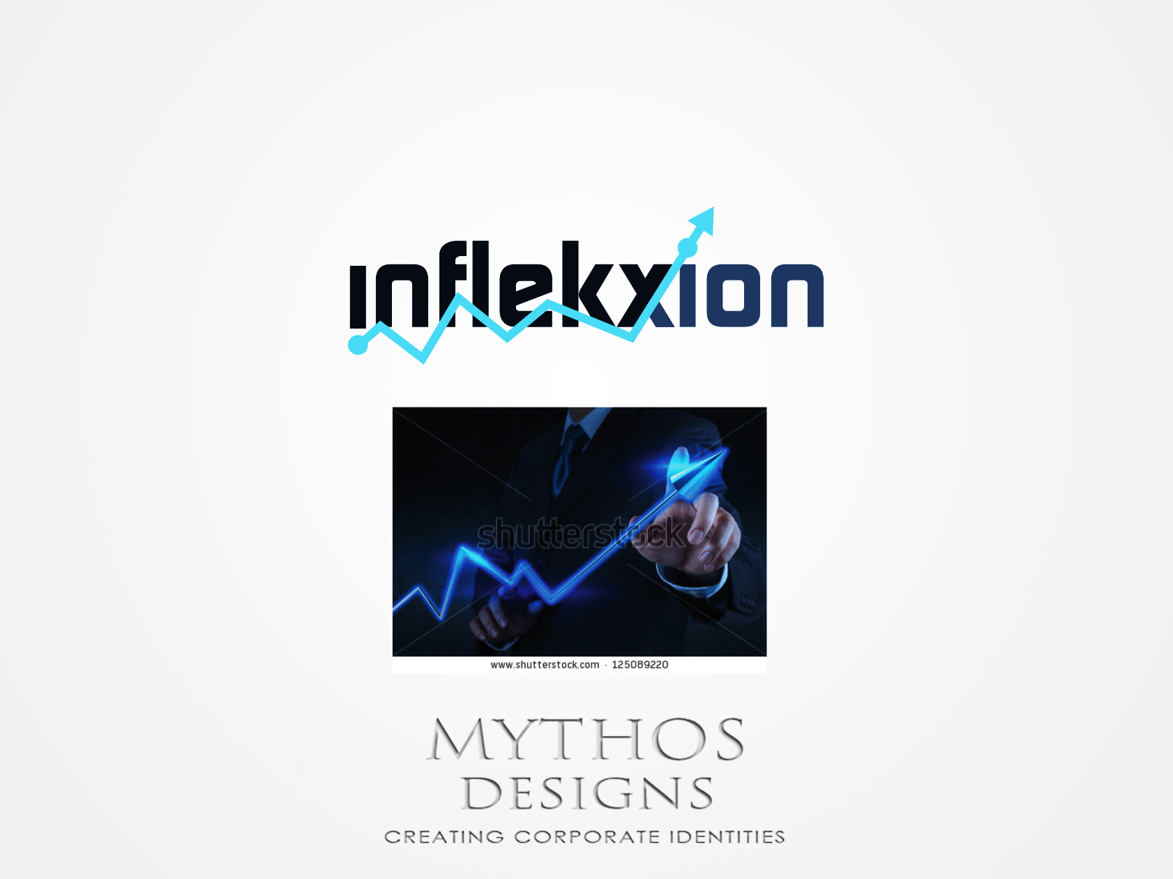 Logo Design by Mythos Designs - Entry No. 193 in the Logo Design Contest Professional Logo Design for Inflekxion.