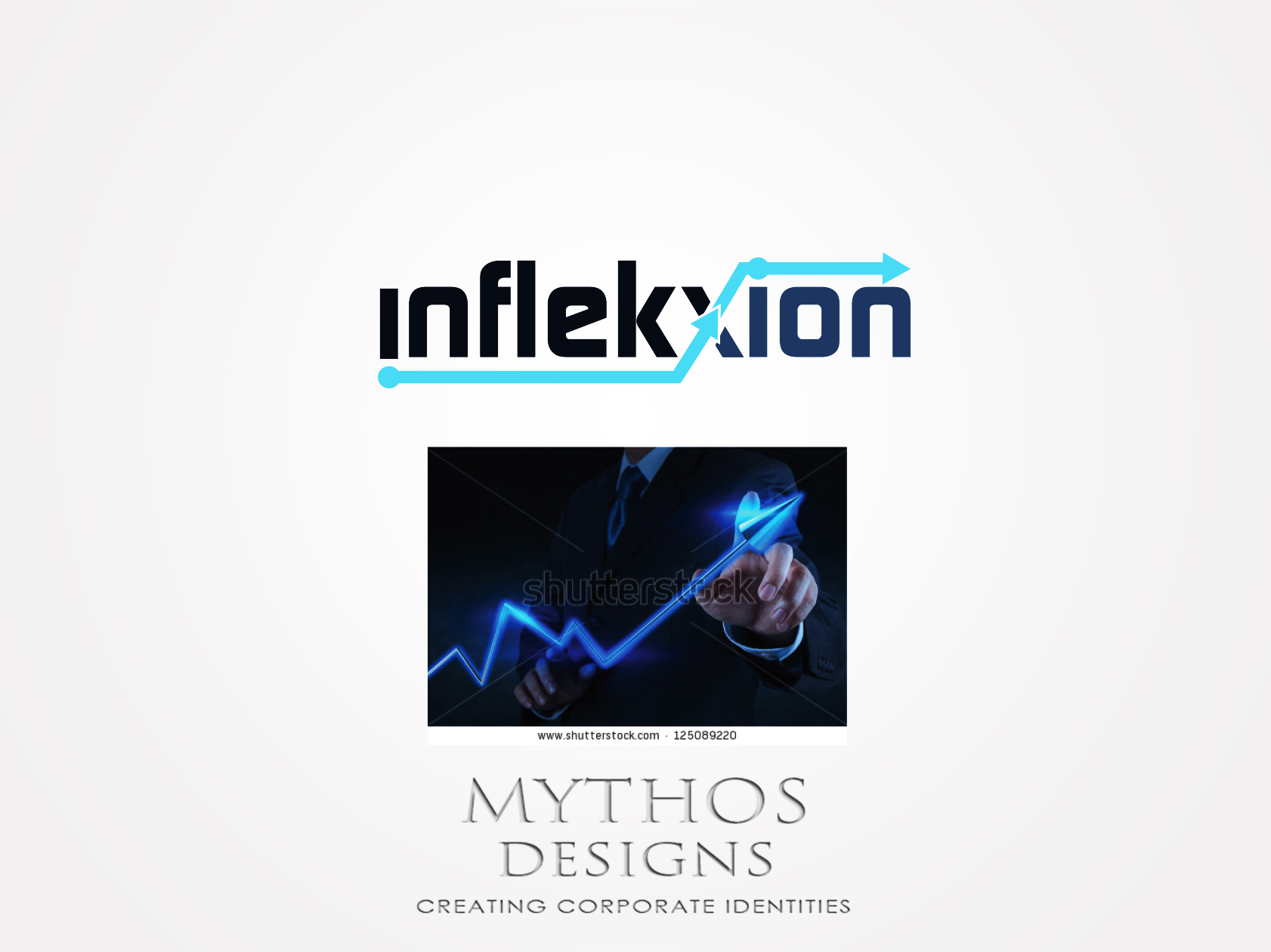Logo Design by Mythos Designs - Entry No. 194 in the Logo Design Contest Professional Logo Design for Inflekxion.