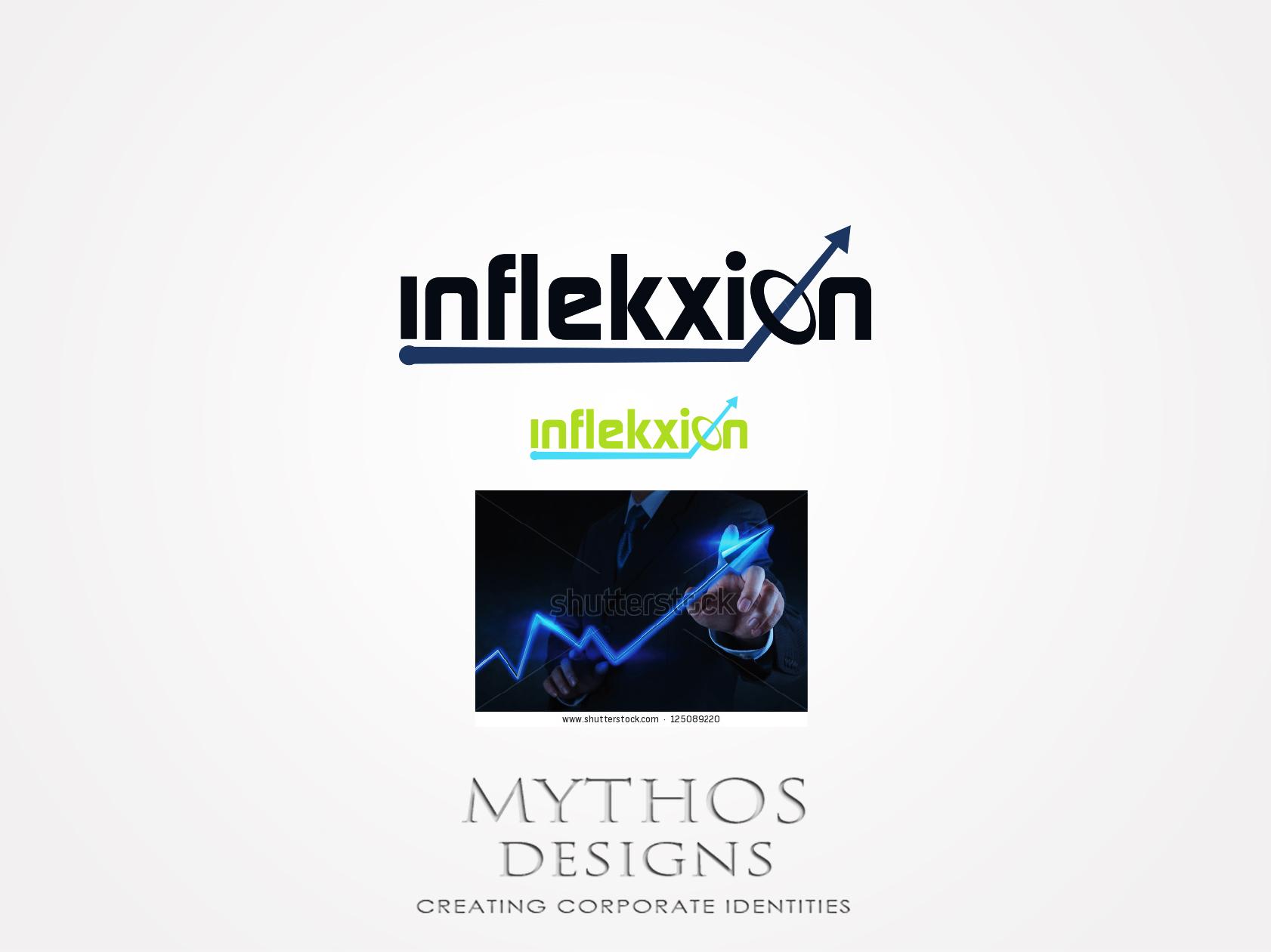 Logo Design by Mythos Designs - Entry No. 196 in the Logo Design Contest Professional Logo Design for Inflekxion.