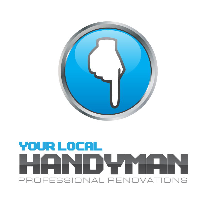 Logo Design by Alex-Alvarez - Entry No. 53 in the Logo Design Contest YourLocalHandyman.