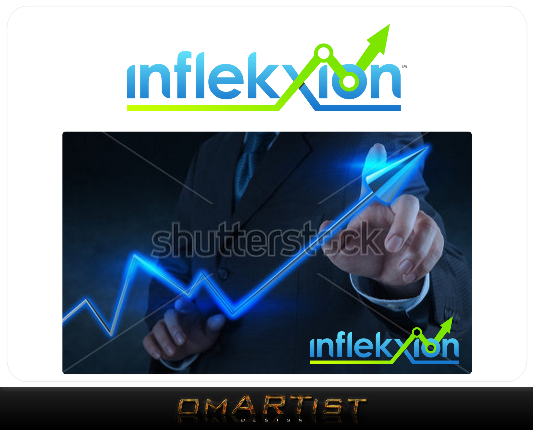 Logo Design by omARTist - Entry No. 202 in the Logo Design Contest Professional Logo Design for Inflekxion.