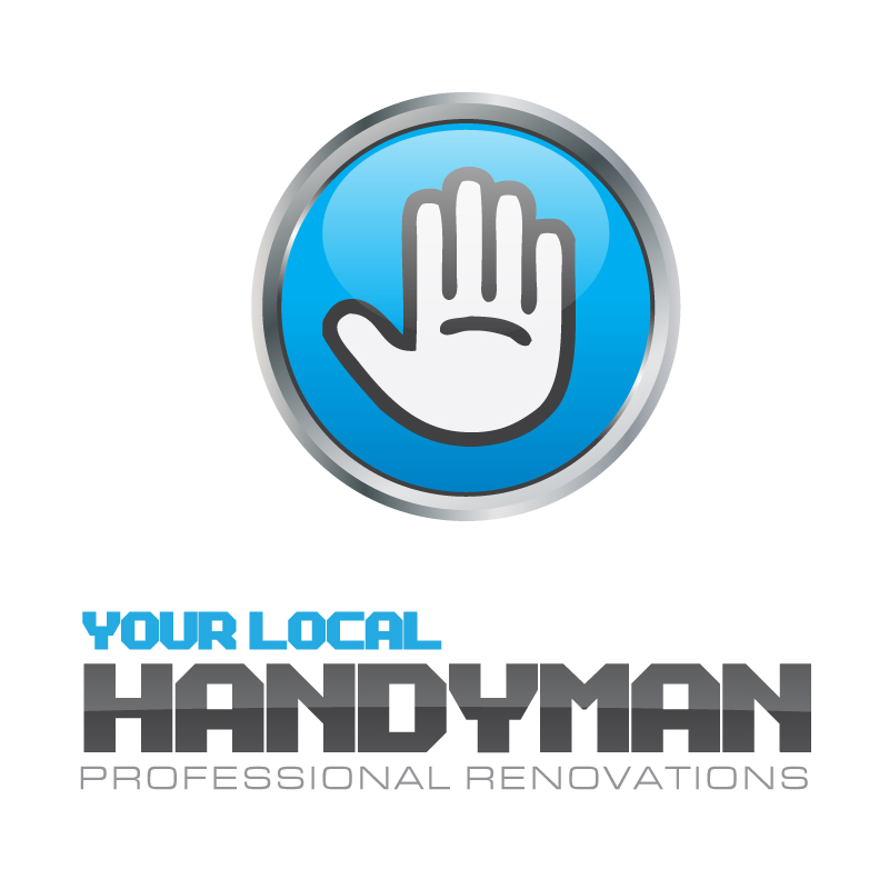 Logo Design by Alex-Alvarez - Entry No. 54 in the Logo Design Contest YourLocalHandyman.