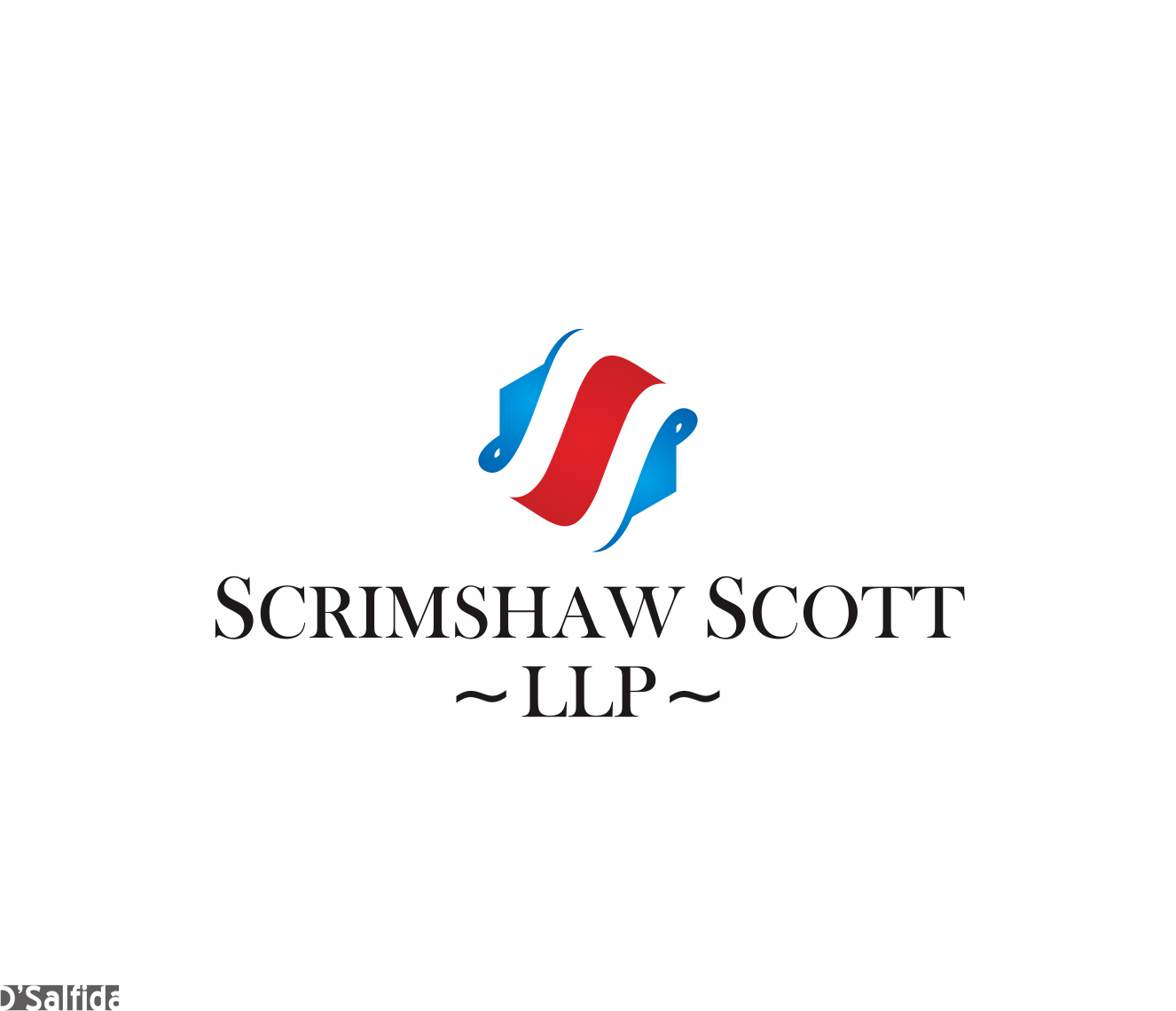 Logo Design by Armada Jamaluddin - Entry No. 112 in the Logo Design Contest Creative Logo Design for Scrimshaw Scott LLP.