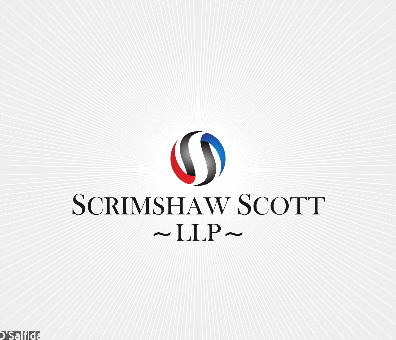 Logo Design by Armada Jamaluddin - Entry No. 113 in the Logo Design Contest Creative Logo Design for Scrimshaw Scott LLP.