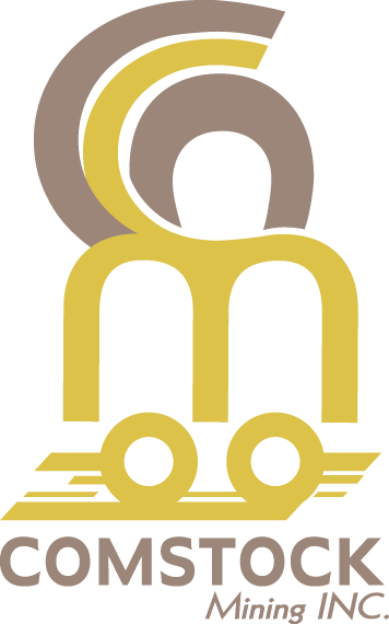 Logo Design by Beth Temple - Entry No. 18 in the Logo Design Contest Captivating Logo Design for Comstock Mining, Inc..