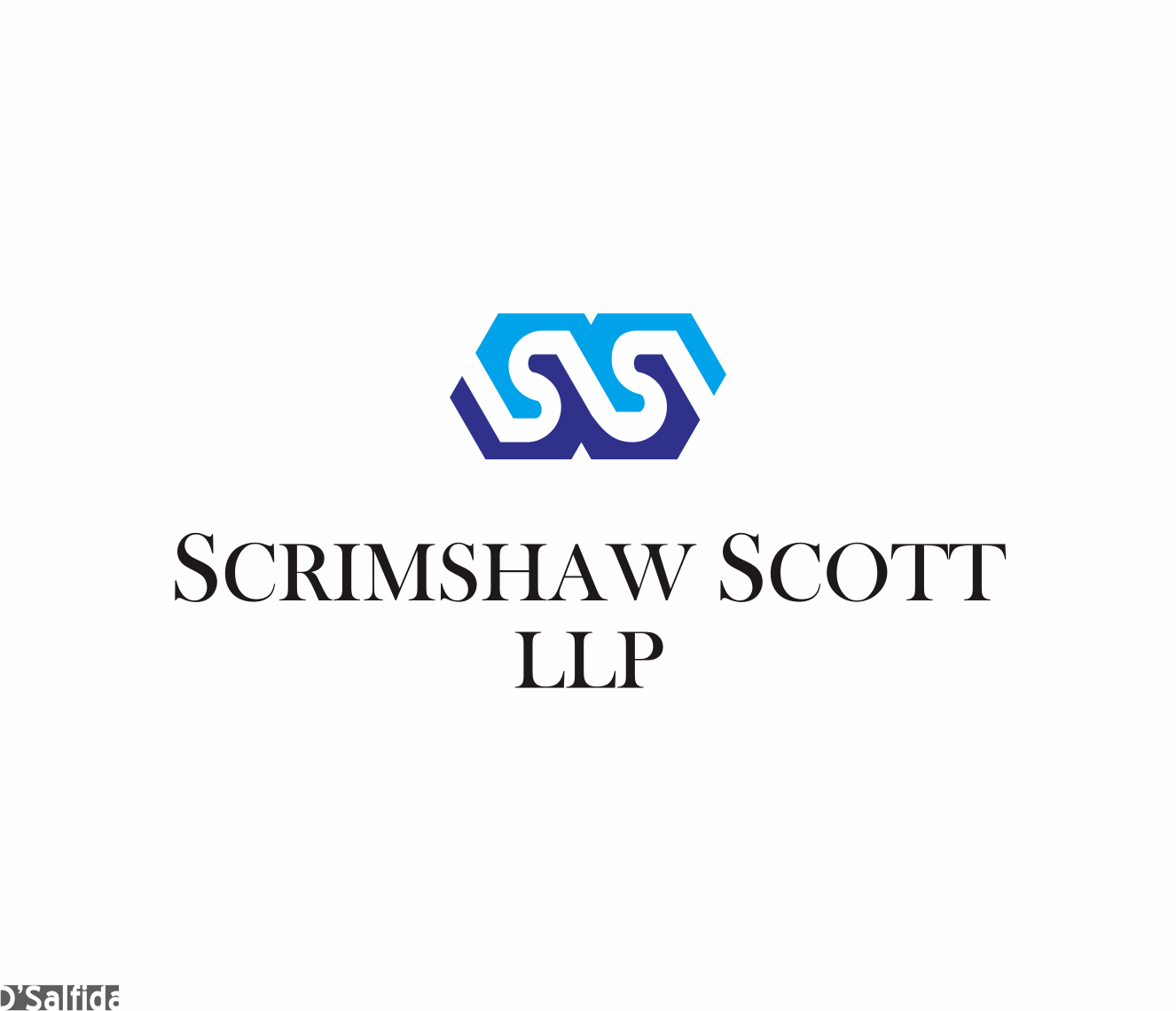 Logo Design by Armada Jamaluddin - Entry No. 116 in the Logo Design Contest Creative Logo Design for Scrimshaw Scott LLP.