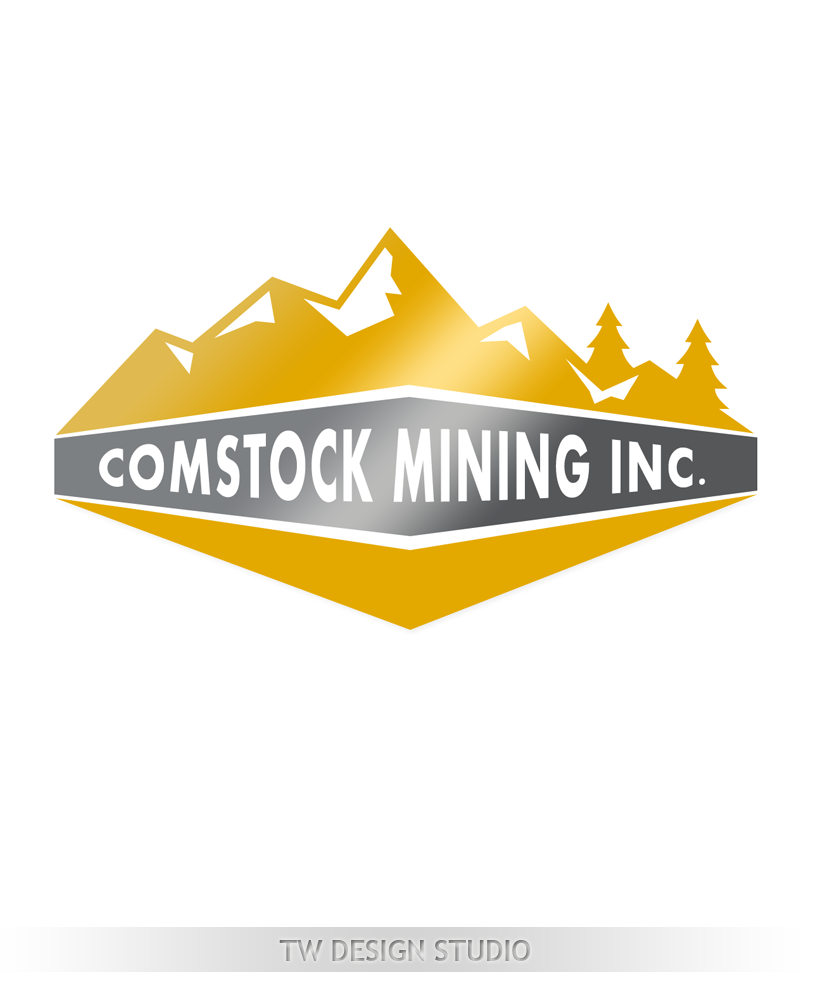 Logo Design by Private User - Entry No. 19 in the Logo Design Contest Captivating Logo Design for Comstock Mining, Inc..