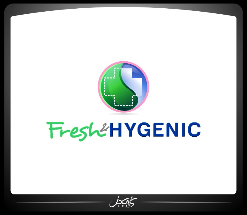 Logo Design by joca - Entry No. 86 in the Logo Design Contest Fun Logo Design for Fresh & Hygenic.
