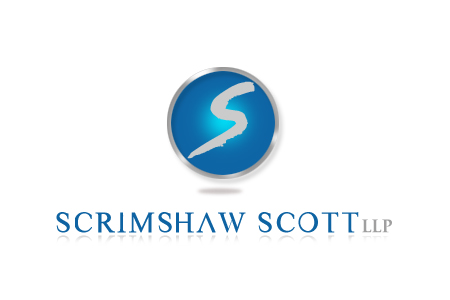 Logo Design by Crystal Desizns - Entry No. 120 in the Logo Design Contest Creative Logo Design for Scrimshaw Scott LLP.