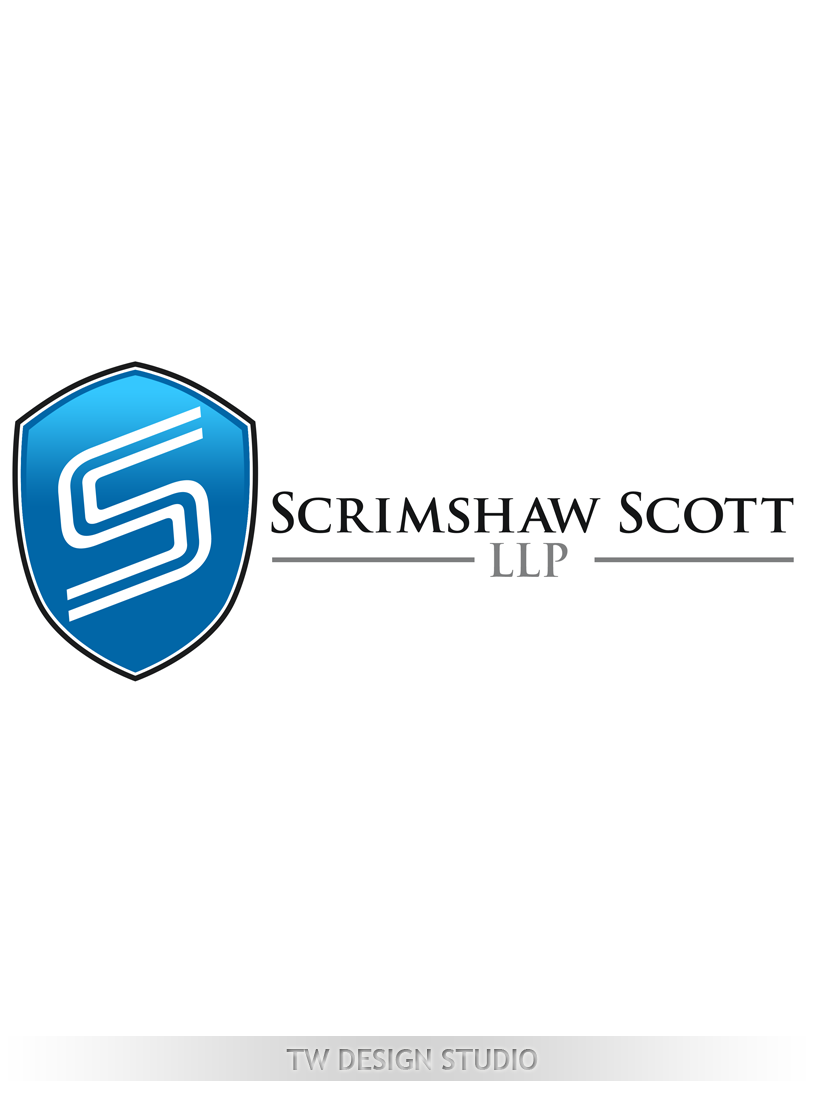 Logo Design by Private User - Entry No. 121 in the Logo Design Contest Creative Logo Design for Scrimshaw Scott LLP.