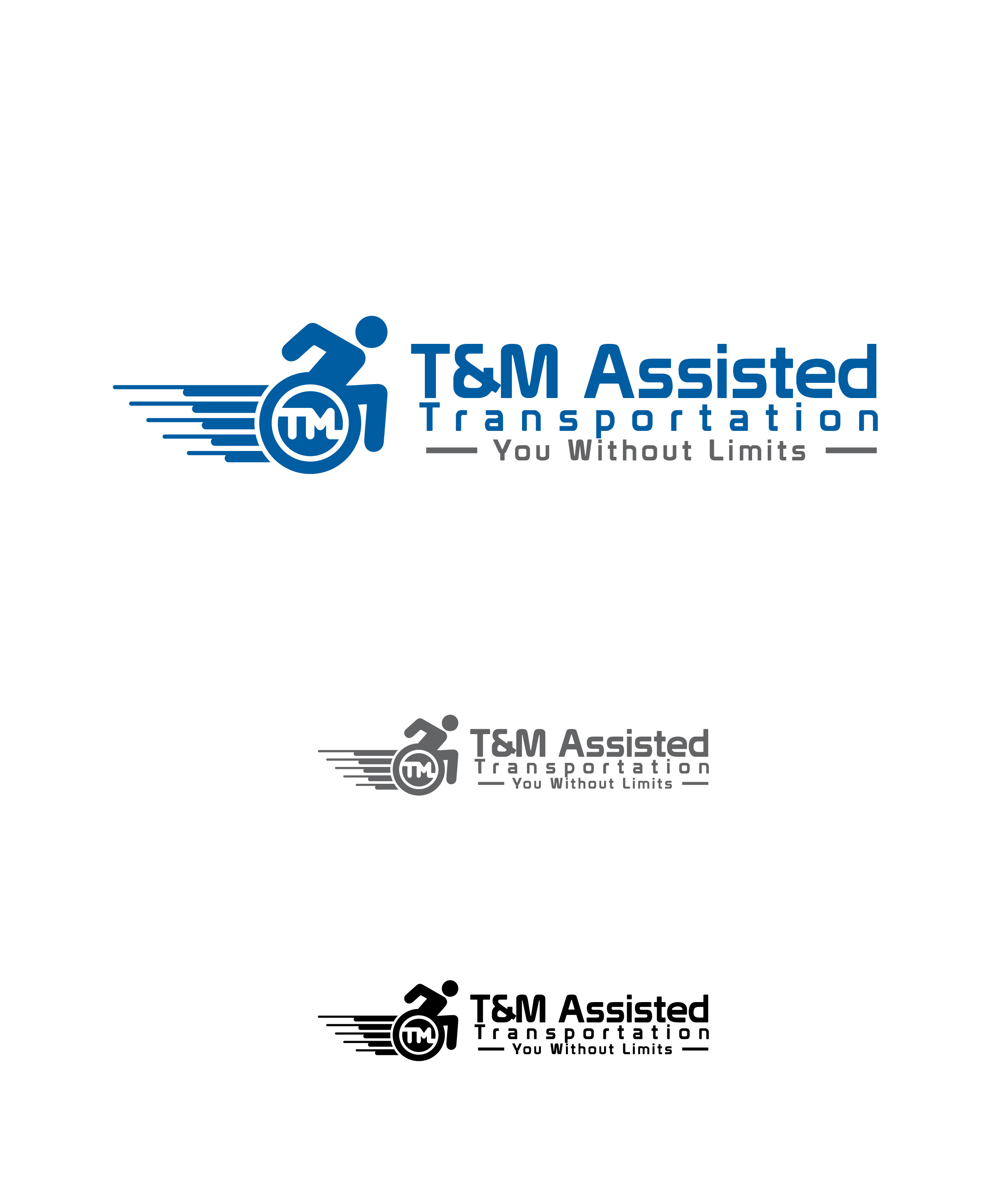 Logo Design by lagalag - Entry No. 43 in the Logo Design Contest Artistic Logo Design for T & M.
