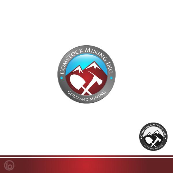 Logo Design by lumerb - Entry No. 20 in the Logo Design Contest Captivating Logo Design for Comstock Mining, Inc..