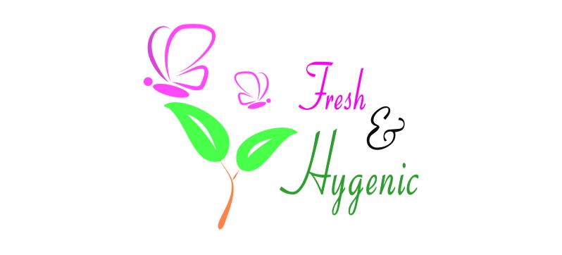 Logo Design by Nimrod Kabiru - Entry No. 89 in the Logo Design Contest Fun Logo Design for Fresh & Hygenic.