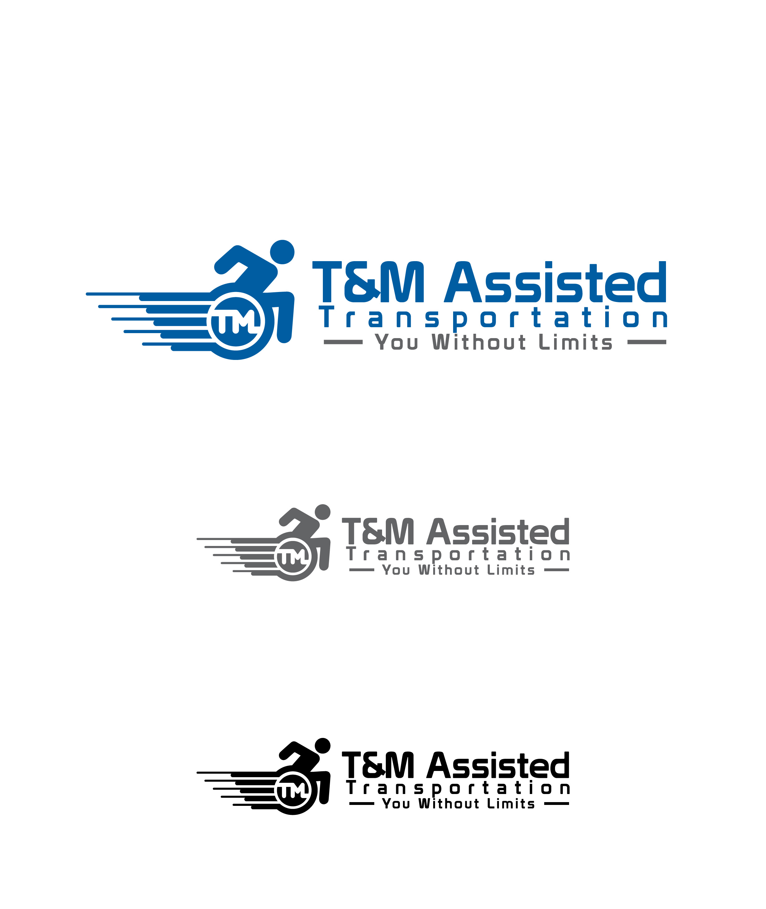 Logo Design by lagalag - Entry No. 44 in the Logo Design Contest Artistic Logo Design for T & M.