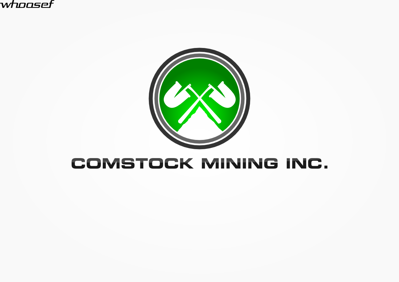 Logo Design by whoosef - Entry No. 21 in the Logo Design Contest Captivating Logo Design for Comstock Mining, Inc..