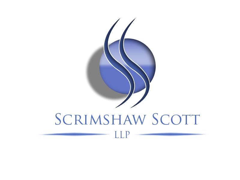 Logo Design by Aljohn Mana-ay - Entry No. 127 in the Logo Design Contest Creative Logo Design for Scrimshaw Scott LLP.