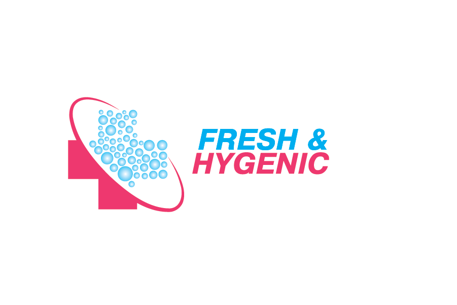 Logo Design by Private User - Entry No. 91 in the Logo Design Contest Fun Logo Design for Fresh & Hygenic.